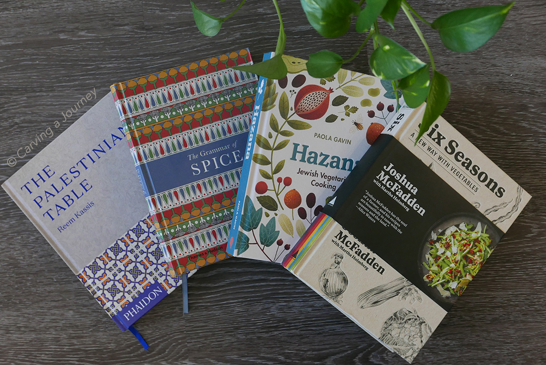 Thoughts from a cookbook addict