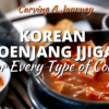 Doenjang Jjigae for Every Type of Cook
