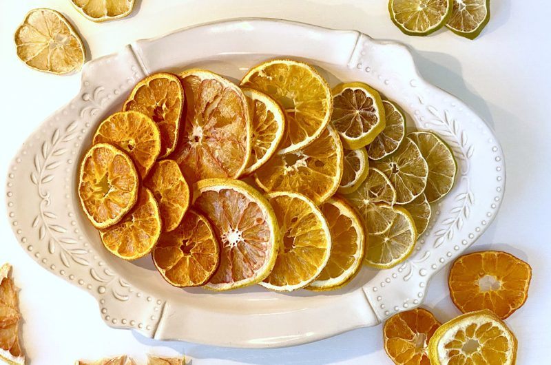 How to Dehydrate Fruit (Oven and Dehydrator Methods)