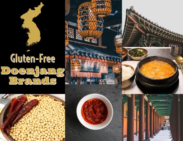 Gluten-free Doenjang